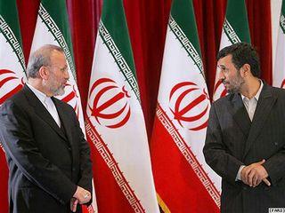 Mottaki Ahmadinejad