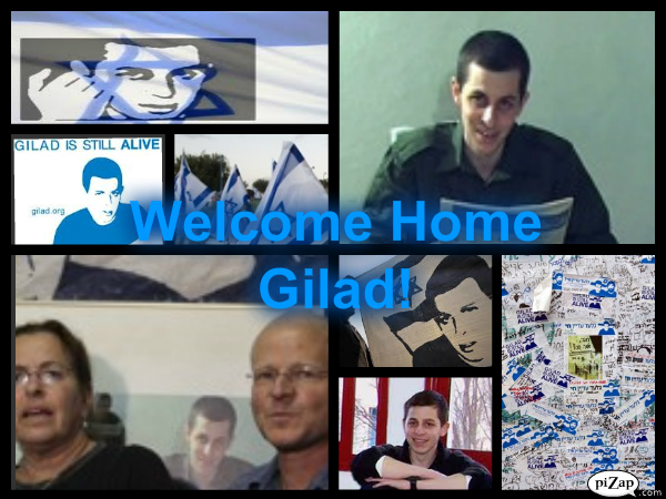 Gilad collage
