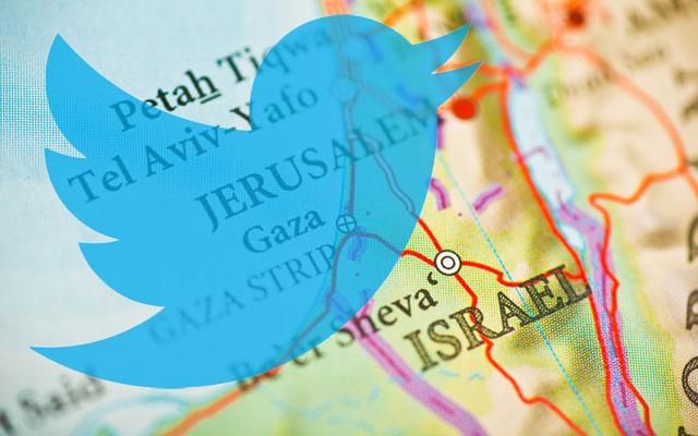 Israel-twitter